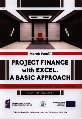 książka Project Finance with Excel. A Basic Approach