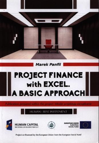 książka Project Finance with Excel. A Basic Approach