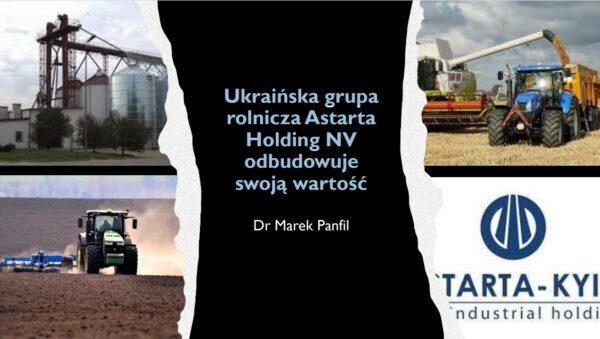 wyceny przedsiębiorstw na Ukrainie